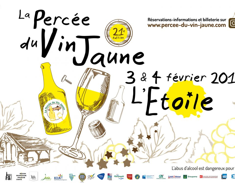 Percée du vin Jaune 2018