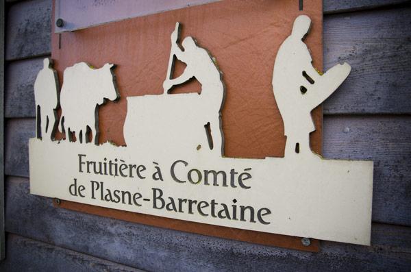 Fruitère à Comté de Plasne - Barretaine, Jura